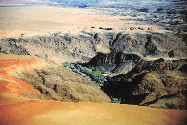 Namibie : Circuit Splendeurs de Namibie
