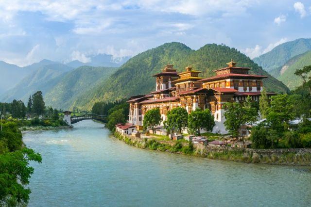 Nepal : Circuit Du Nepal au Bouthan
