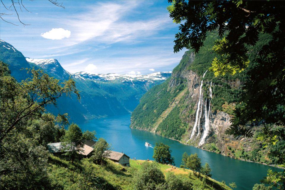 Circuit L'Eblouissant Cap Norvégien Bergen Norvege