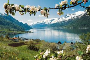 Norvege-Oslo, Circuit Indispensable Terre des Fjords 3*