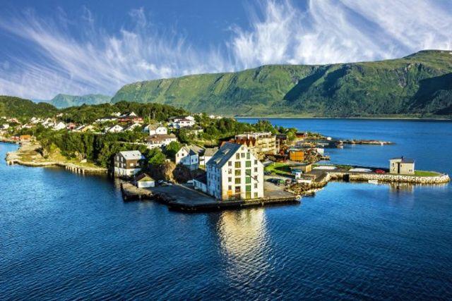 Norvege : Circuit Norvège des fjords