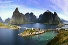 Grand Panorama des Fjords
