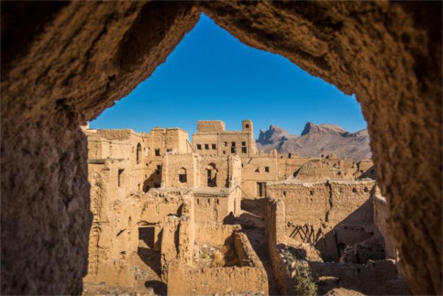 Oman : Circuit 1er regard Oman & Emirats