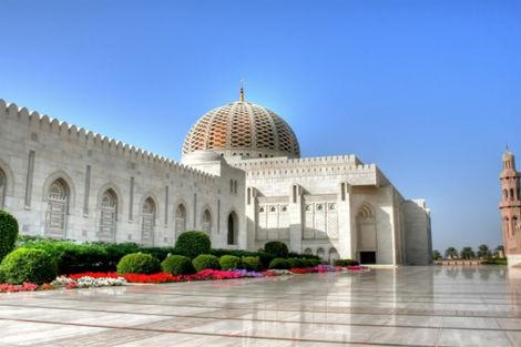 Oman : Circuit Oman