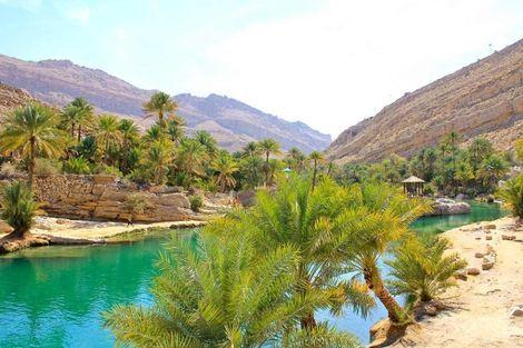 Oman-Mascate, Circuit Circuit Merveilles Omanaises