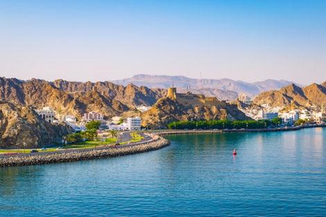 Oman-Mascate, Circuit Oman 3*