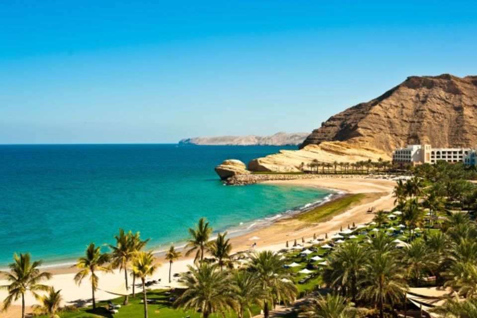 Circuit 1er regard Oman & Emirats Mascate Oman