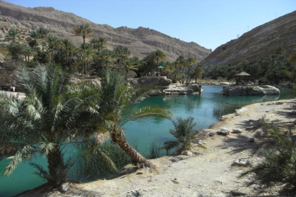 Circuit Oman Mascate Oman