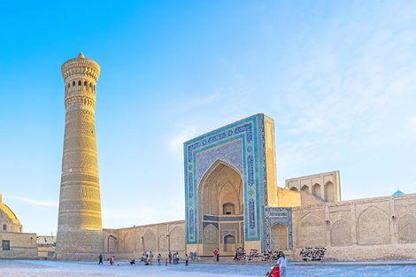 Ouzbekistan-Ourguentch, Circuit La Route de la Soie d'Ourguentch à Tachkent