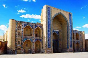 Ouzbekistan-Tashkent, Circuit Lumieres de l'Ouzbekistan