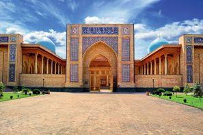 Ouzbekistan-Tashkent, Circuit Splendeurs de l'Ouzbekistan