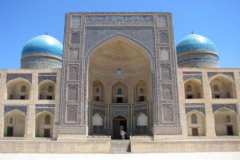 Ouzbekistan-Tashkent, Circuit Les Incontournables de L'Ouzbekistan