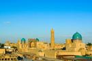 Ouzbekistan - Tashkent, CIRCUIT SUR LA ROUTE DE LA SOIE - Entrée et Sortie Tashkent 2018