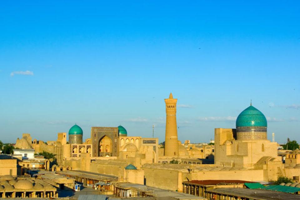 Circuit Mythique Route de la Soie Asie Ouzbekistan