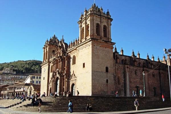 Cathédrale Notre Dame Circuit Indispensable Pérou3* Lima Perou