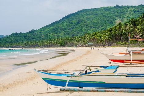 Philippines-Manille, Circuit Découverte de Manille, Banaue & Balnéaire à Puerto Galera 3*