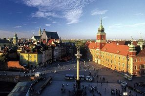 Pologne-Varsovie, Circuit Indispensable Pologne