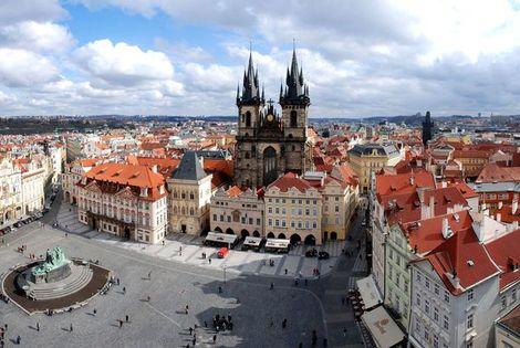 Republique Tcheque-Prague, Circuit Nuances Tchecoslovaquie