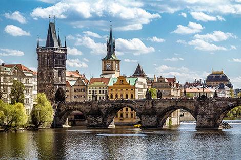 Republique Tcheque-Prague, Circuit Indispensable Prague & La bohême du sud