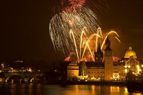 Republique Tcheque-Prague, Circuit Reveillon à Prague avec soirée du Nouvel An à l'hôtel Ambassador - Visites et repas inclus 5*