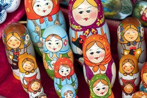 Russie-Moscou, Circuit Lumières de Russie (croisière de Moscou à Saint Petersbourg)