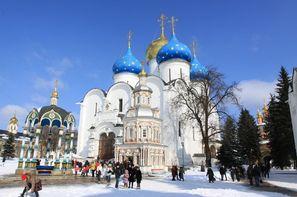 Circuit Saint-Sylvestre à Moscou