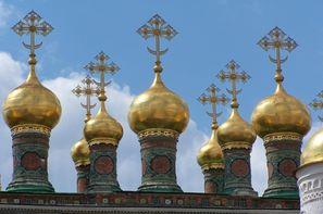 Russie-Moscou, Croisière Lumières de Russie de Moscou à Saint Pétersbourg