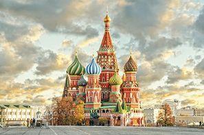 Circuit Russie : Moscou et Saint-Pétersbourg