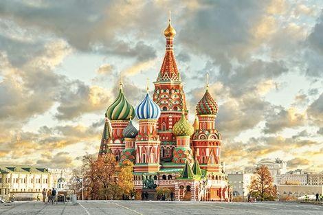 Russie-Moscou, Circuit Russie : Moscou et Saint-Pétersbourg