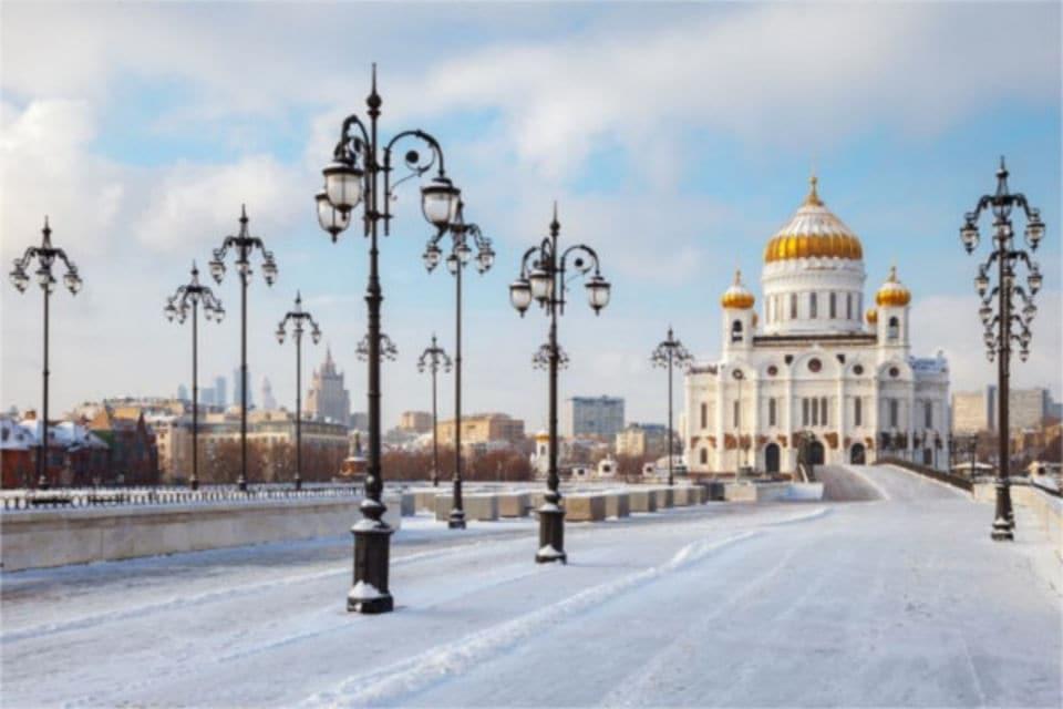 Circuit Week End à Moscou Moscou Russie