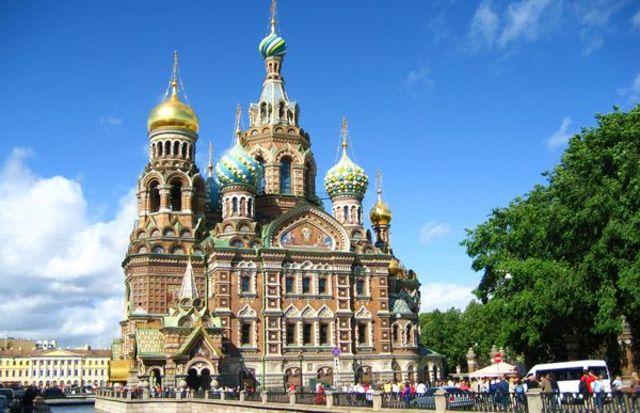 Russie : Circuit Trésors de Russie