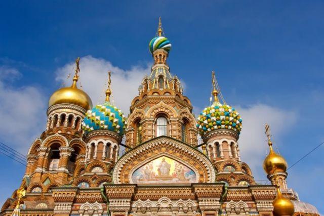 Russie : Circuit Capitales des tsars