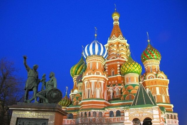 Russie : Circuit Escapade chez les Tsars
