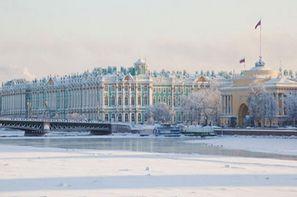 Russie-Saint Petersbourg, Circuit Nouvel An à Saint Pétersbourg - St. Petersburg 4*