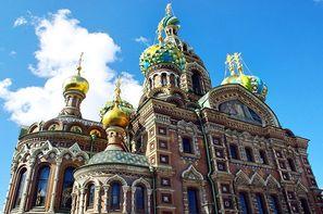 Circuit Echappée à Saint Petersbourg
