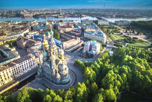 Russie : Circuit Magie de Saint Petersbourg