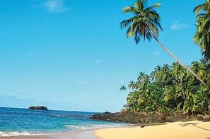 Sao Tome-Sao Tome, Circuit Circuit Échappée depuis São Tomé depuis l'hôtel Club Santana 4*