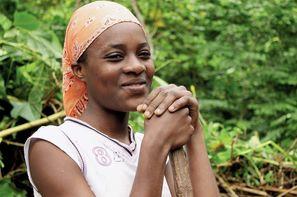 Sao Tome-Sao Tome, Circuit Échappée depuis São Tomé depuis l'hôtel Omali lodge 4*