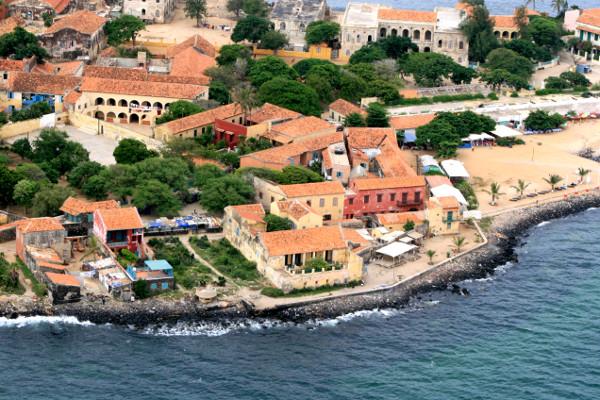L'Ile de Gorée Circuit Tresors du Senegal3* Dakar Senegal