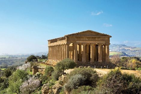 Sicile et Italie du Sud-Palerme, Circuit La Sicile et les Iles Eoliennes