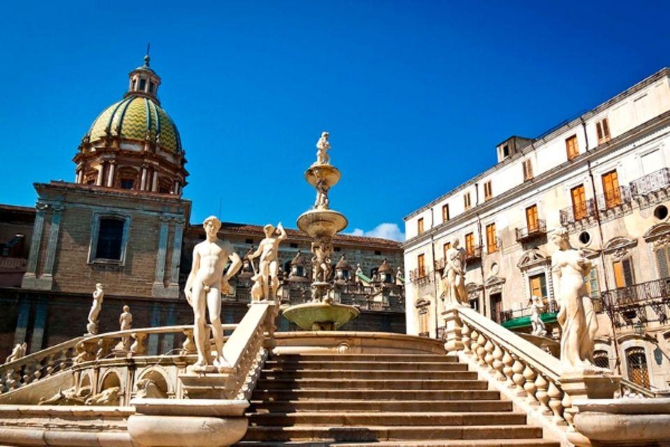 Circuit Grand Tour de Sicile Sicile et Italie du Sud Italie