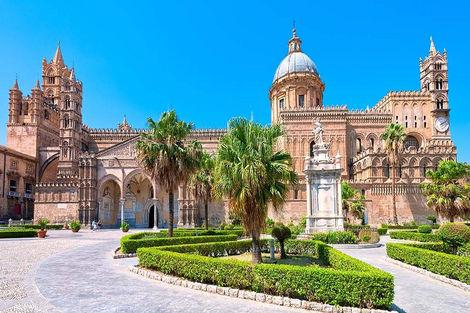 Sicile et Italie du Sud-Palerme, Circuit Parfums de Sicile