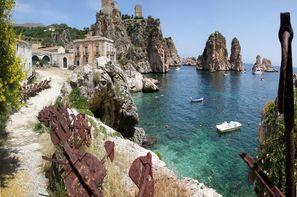 Sicile et Italie du Sud-Palerme, Circuit Sicile Magique 4*