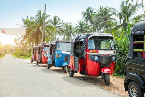 Sri Lanka-Colombo, Circuit Sri Lanka Traditionnel