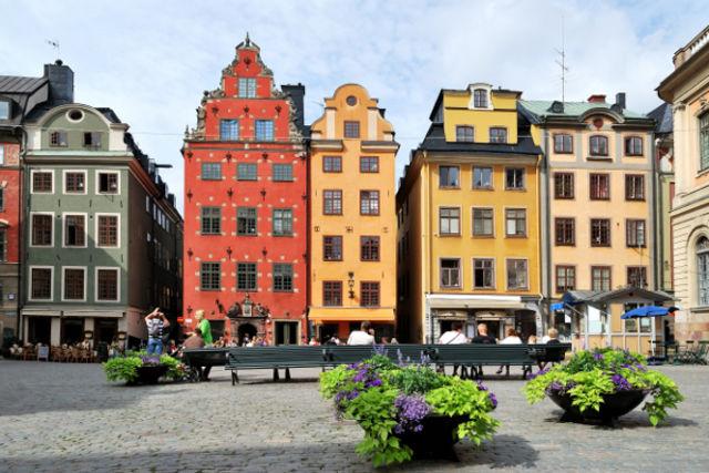 Suede : Circuit Splendeurs de La Baltique