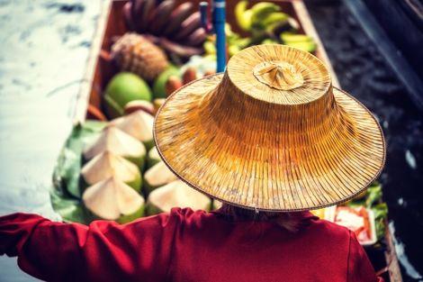 Thailande-Bangkok, Circuit Les Essentiels de la Thaïlande & farniente au Punnpreeda Beach Resort Samui 3* sup