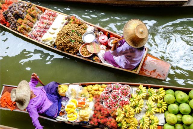Thailande : Circuit Les Essentiels de la Thaïlande & séjour libre