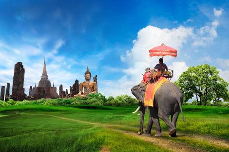 Thailande-Bangkok, Circuit Thaïlande du Nord et Bravo Club Khao Lak 5*