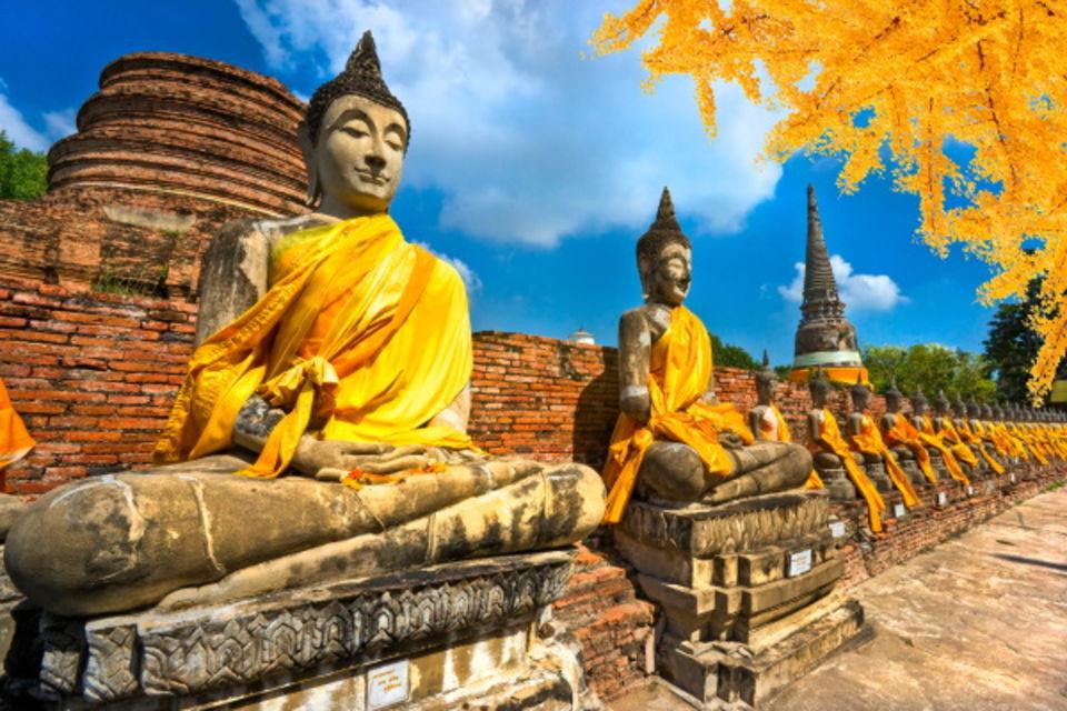 Circuit Premier Regard Thaïlande & Hua Hin/Cha Am Bangkok et plages Thailande