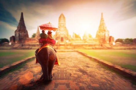 Thailande-Bangkok, Circuit Les Essentiels de la Thaïlande & farniente à Jomtien au Ravindra 5*